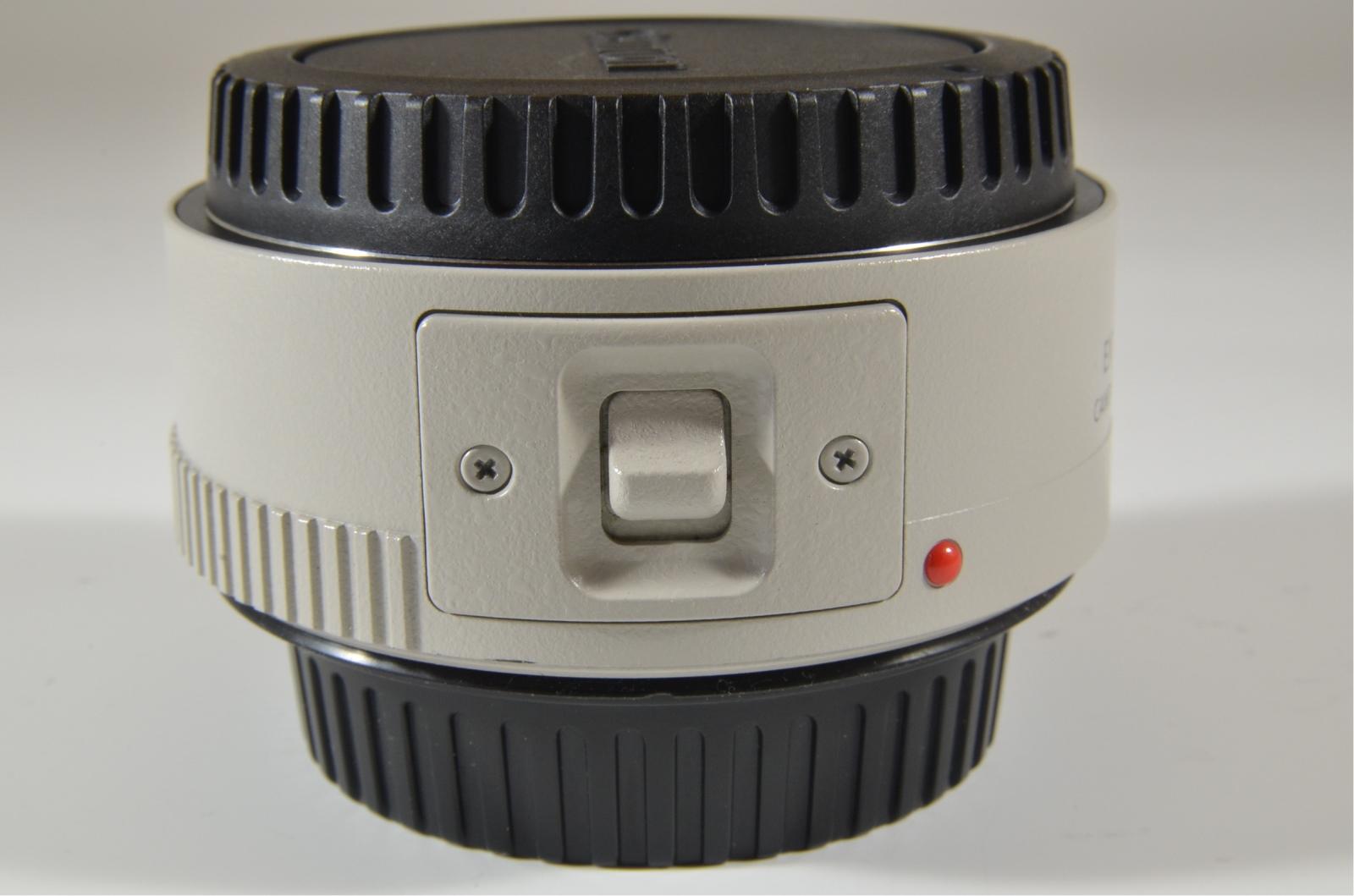 canon extender ef 1.4 x ii teleconverter