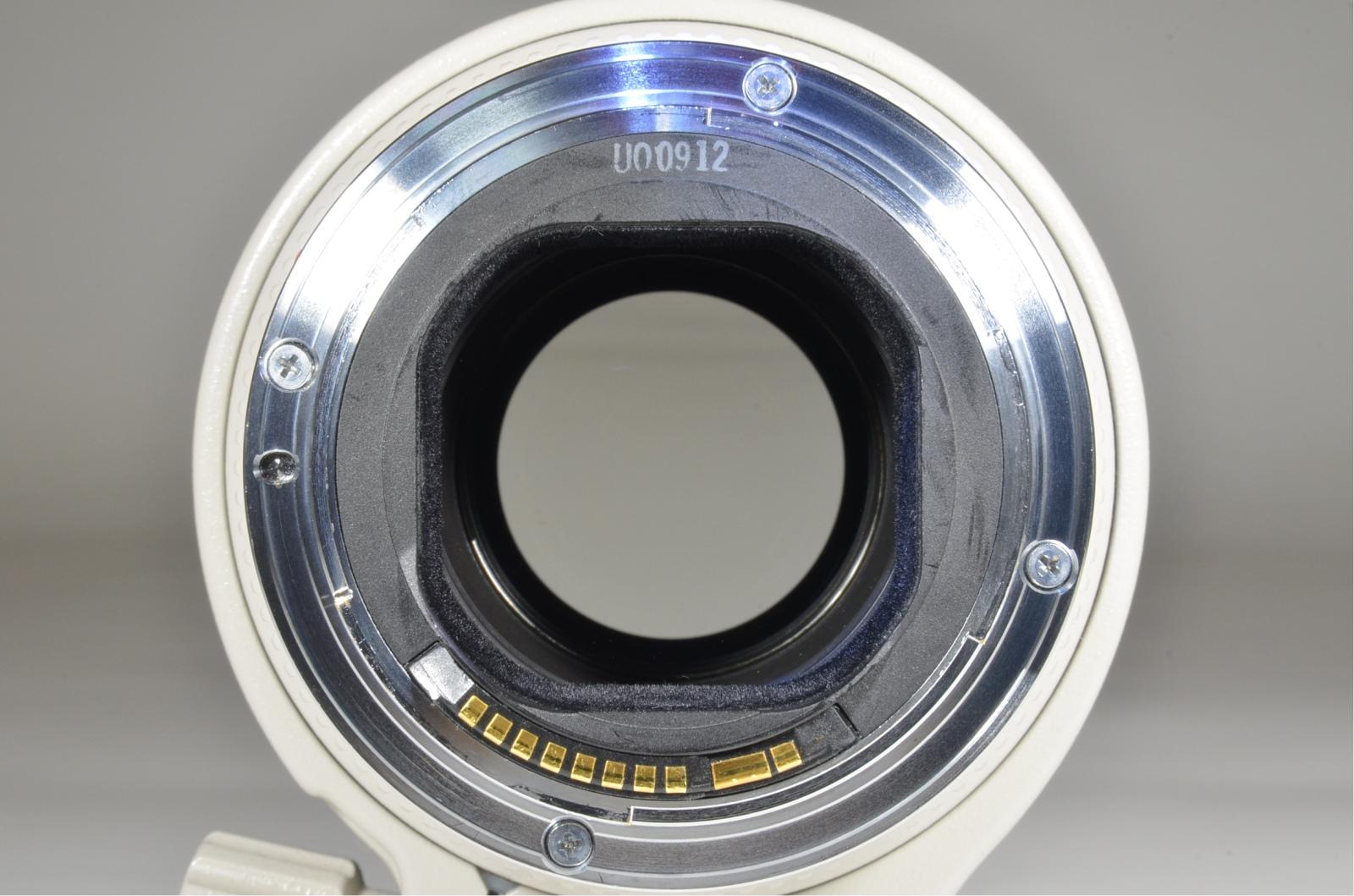 canon ef 70-200mm f/2.8 l usm ultrasonic
