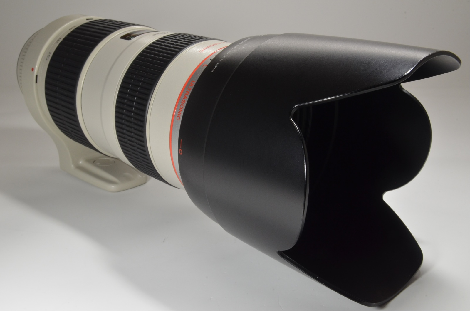 canon ef 70-200mm f/2.8 l usm ultrasonic lens from japan