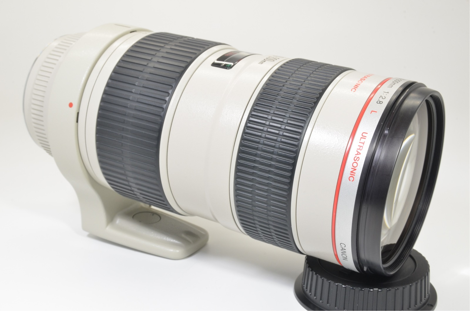 canon ef 70-200mm f/2.8 l usm ultrasonic lens near mint shooting tested