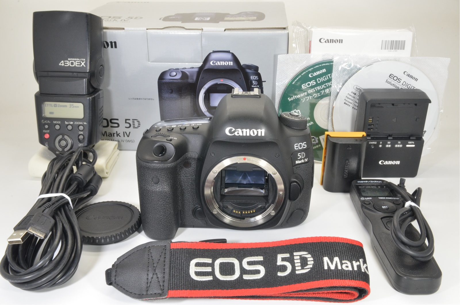canon eos 5d mark 4 iv 30.4mp digital slr camera from japan shooting tested