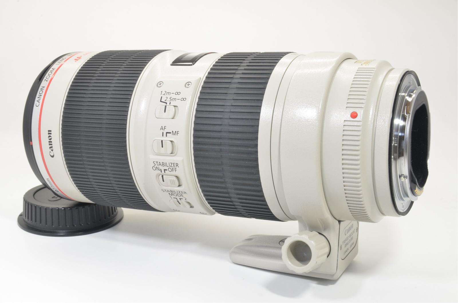canon ef 70-200mm f/2.8 l is ii usm ultrasonic lens shooting tested