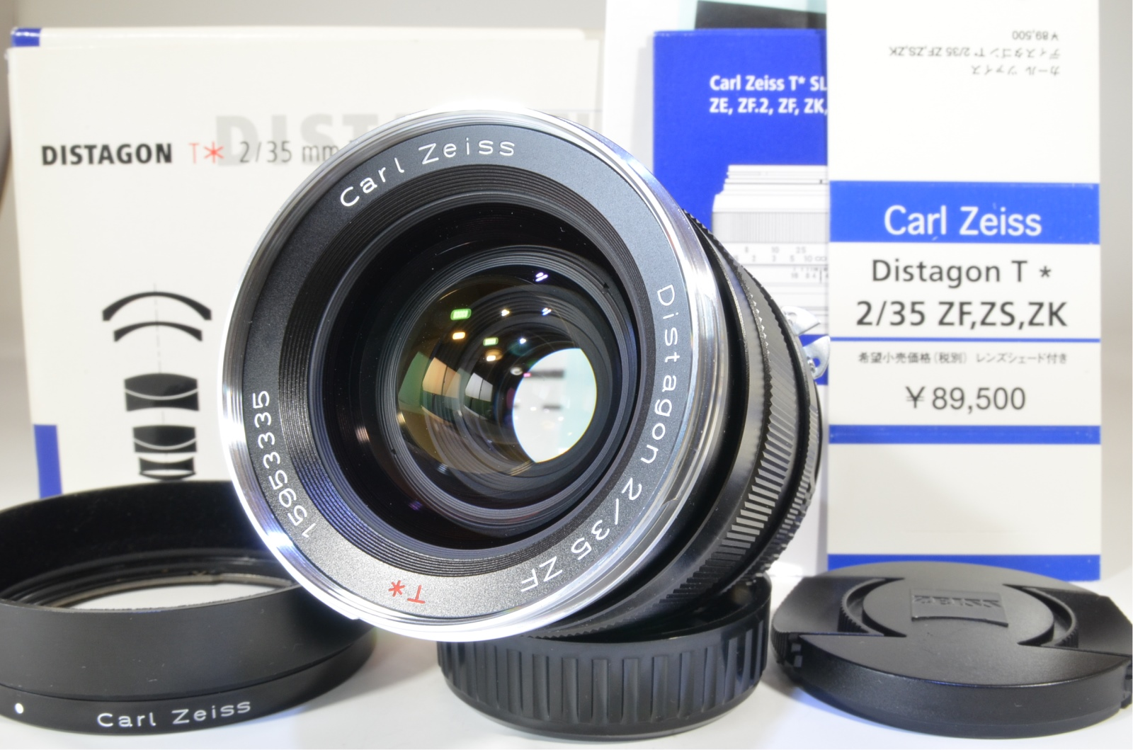 carl zeiss distagon t* 35mm f2 zf for nikon