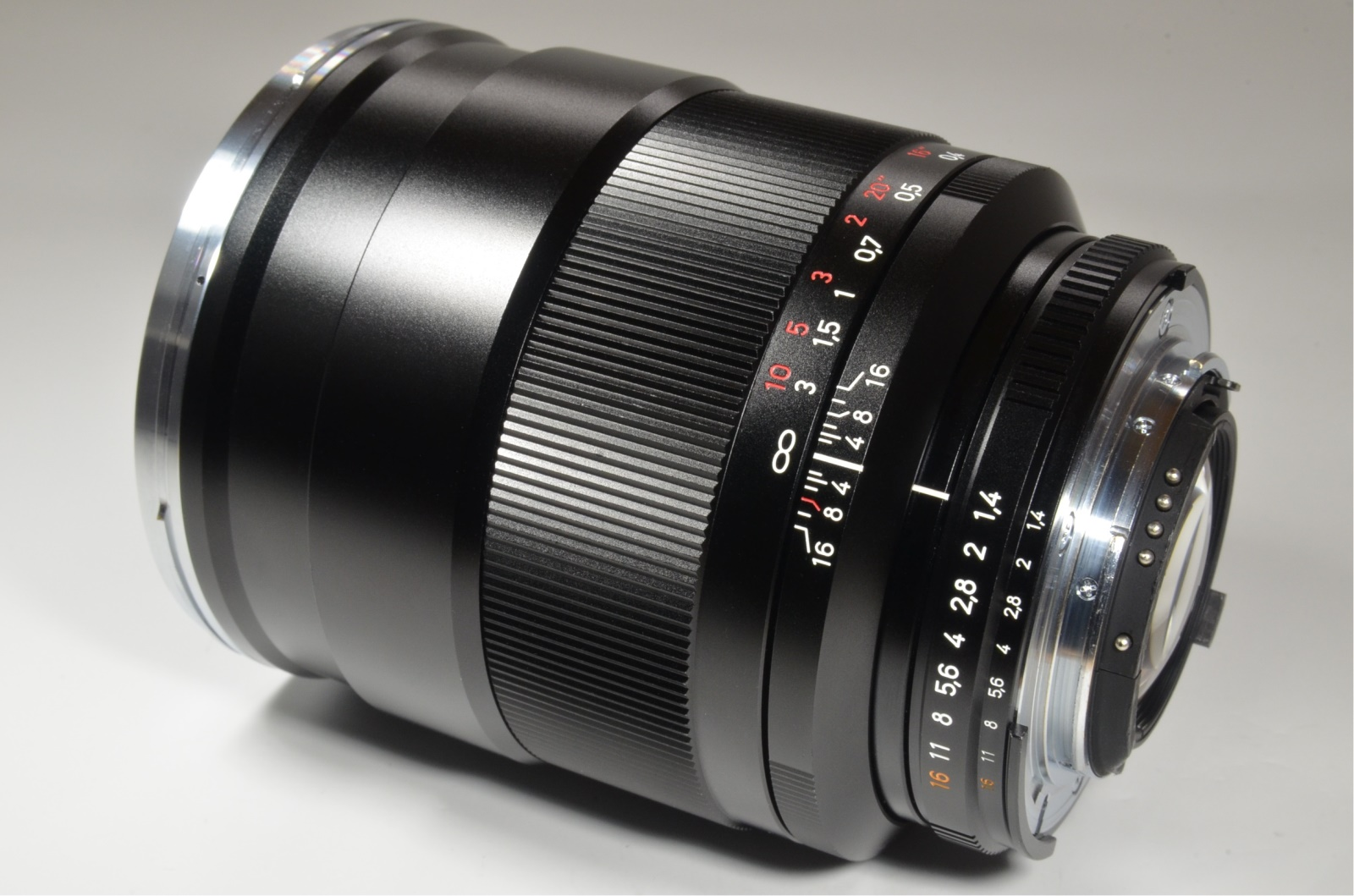 carl zeiss distagon t* 35mm f1.4 zf.2 for nikon from japan