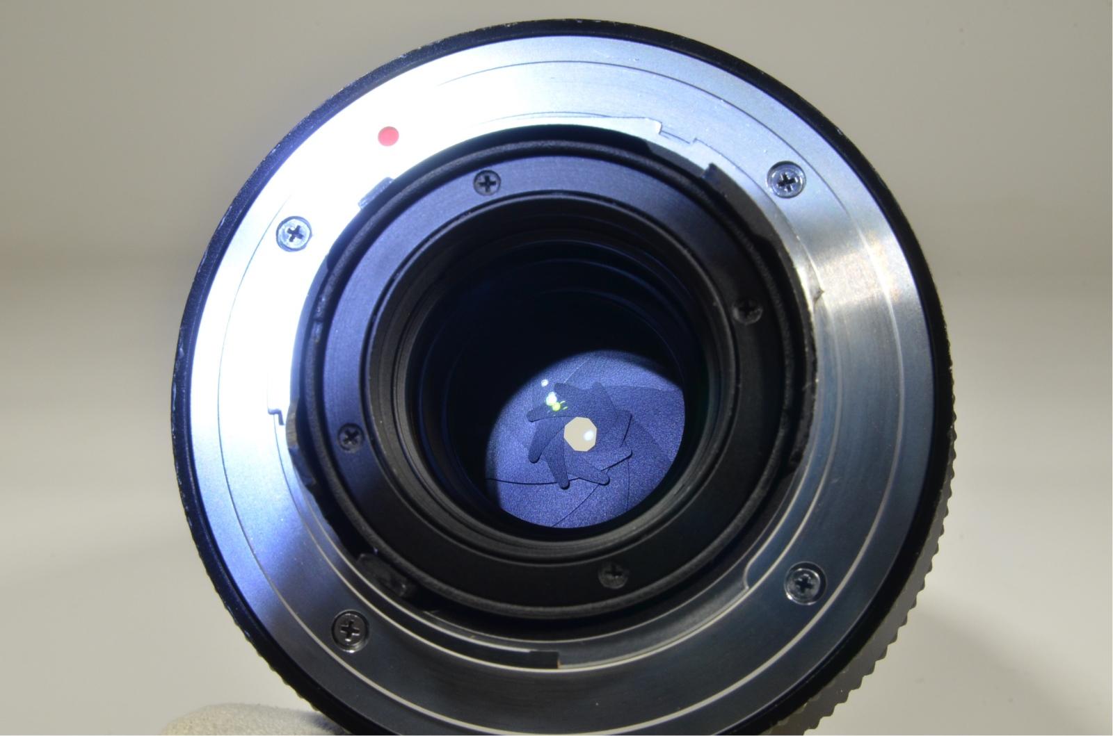 contax carl zeiss makro-planar t* 100mm f2.8 aej