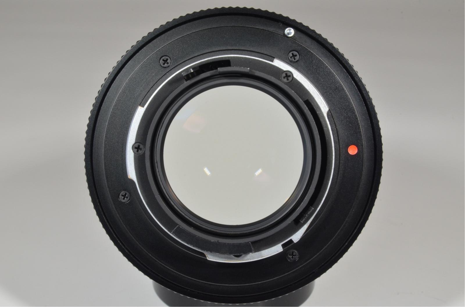 contax carl zeiss planar t* 85mm f1.4 mmg