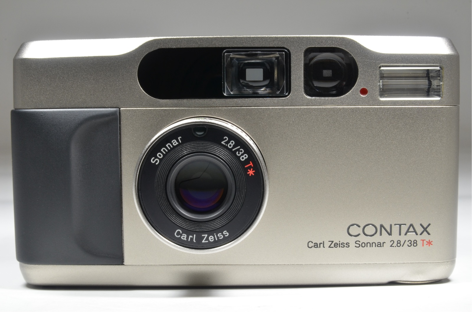 contax t2 with no back panel