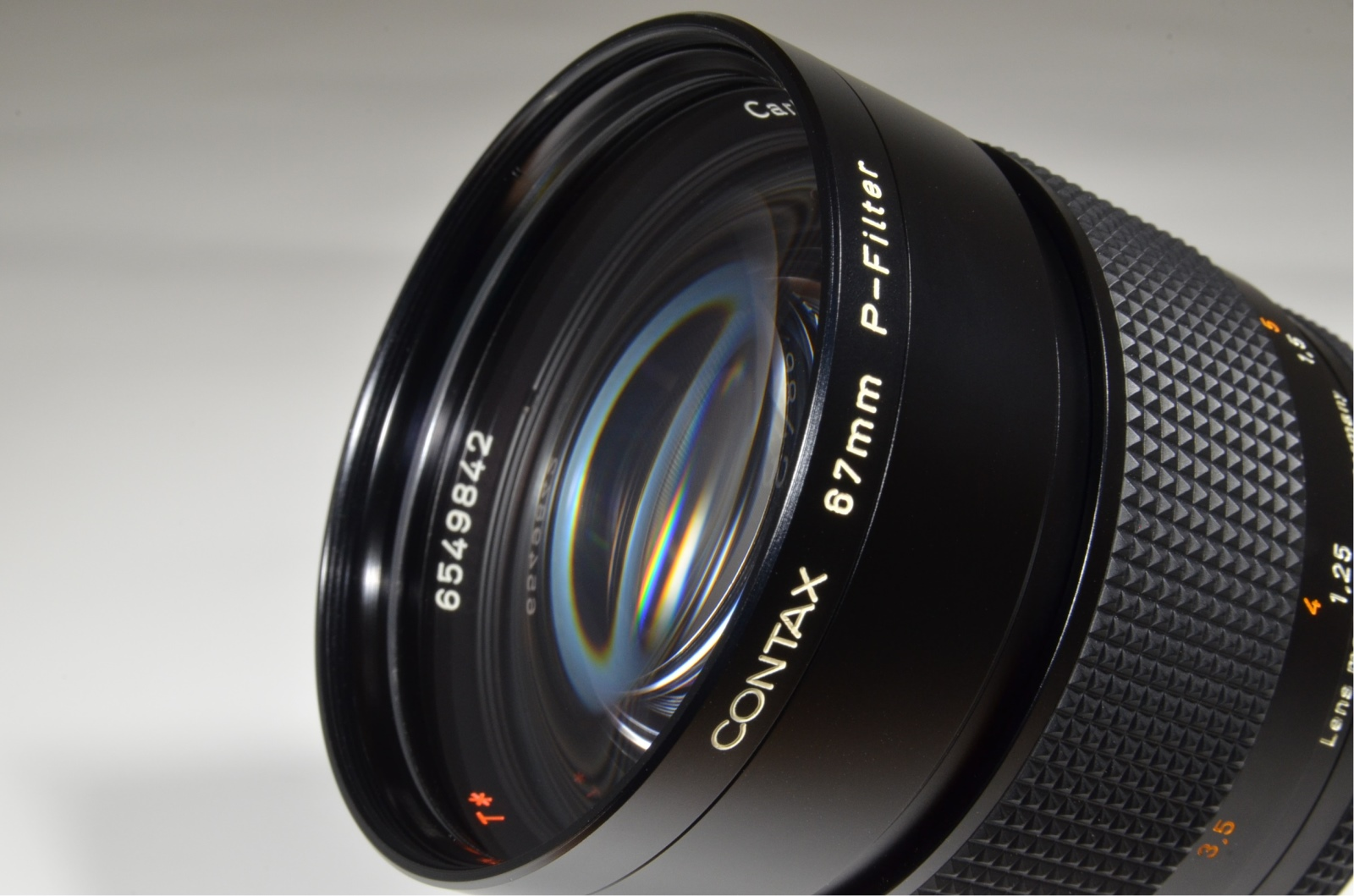 contax carl zeiss planar t* 85mm f1.4 aeg