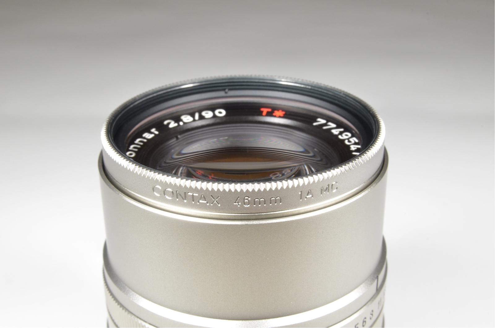 contax g2 data back, full case, planar 45mm f2, biogon 28mm f2.8, sonnar 90mm f2.8