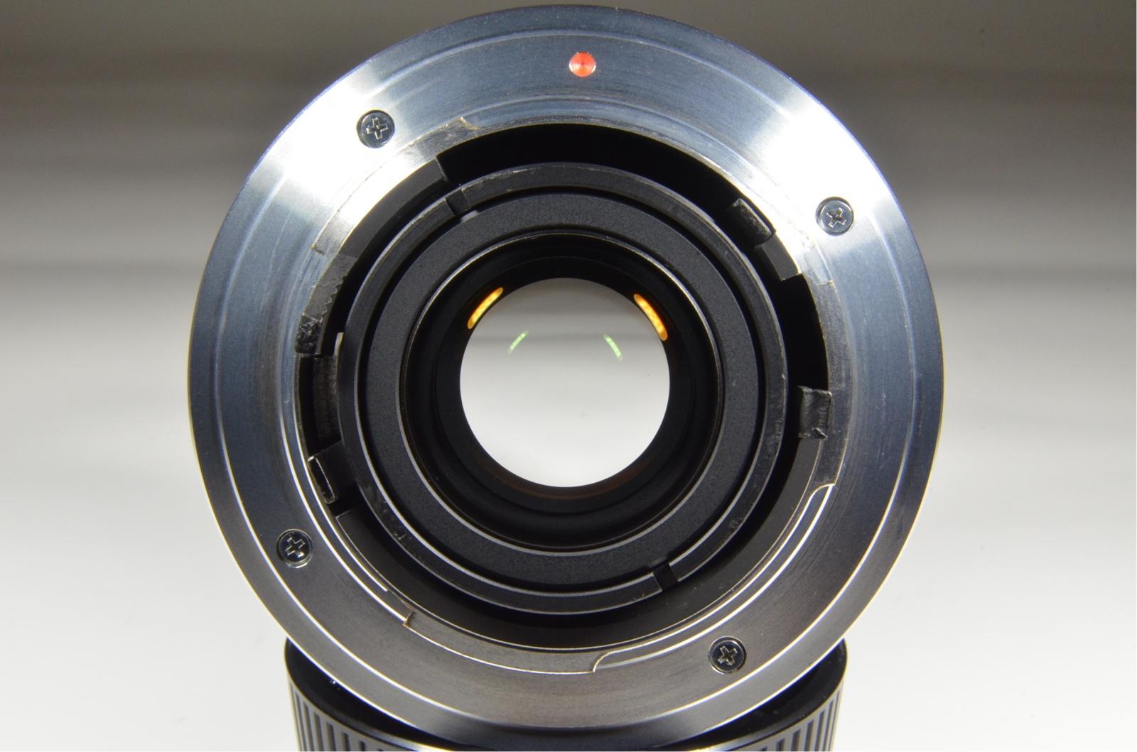 contax carl zeiss planar t* 85mm f1.4 aeg with mutar i 2x