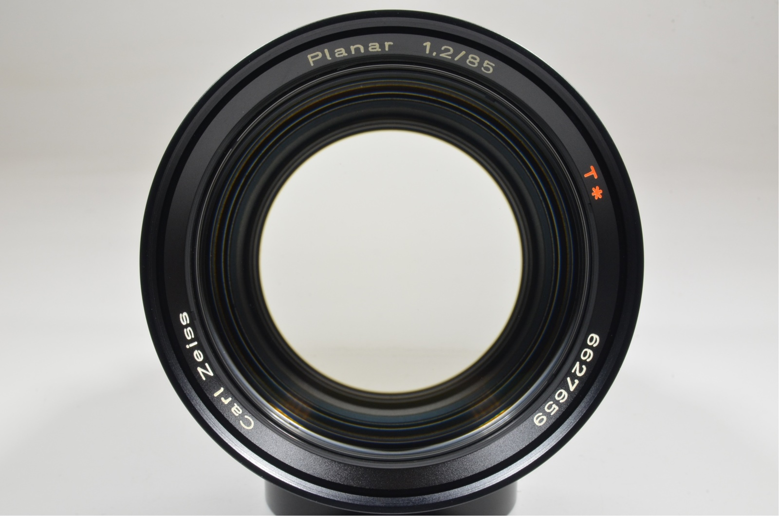 contax carl zeiss planar t* 85mm f1.2 aeg 50 years anniversary
