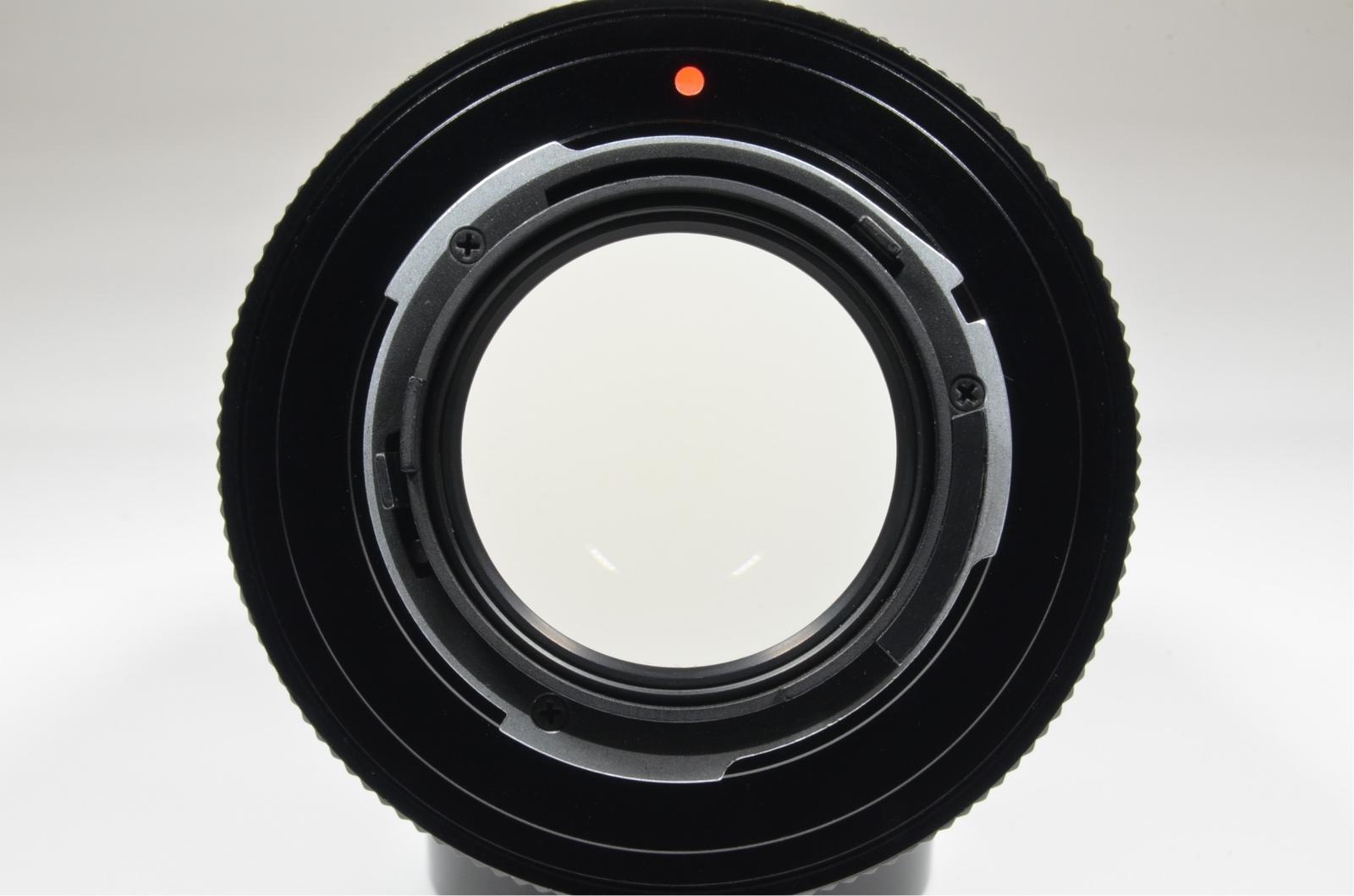 contax carl zeiss planar t* 85mm f1.4 aeg west germany