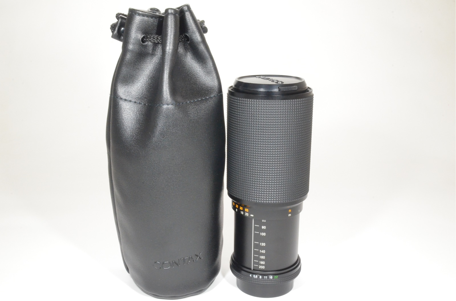contax carl zeiss t* vario-sonnar 80-200mm f4 mmj made in japan