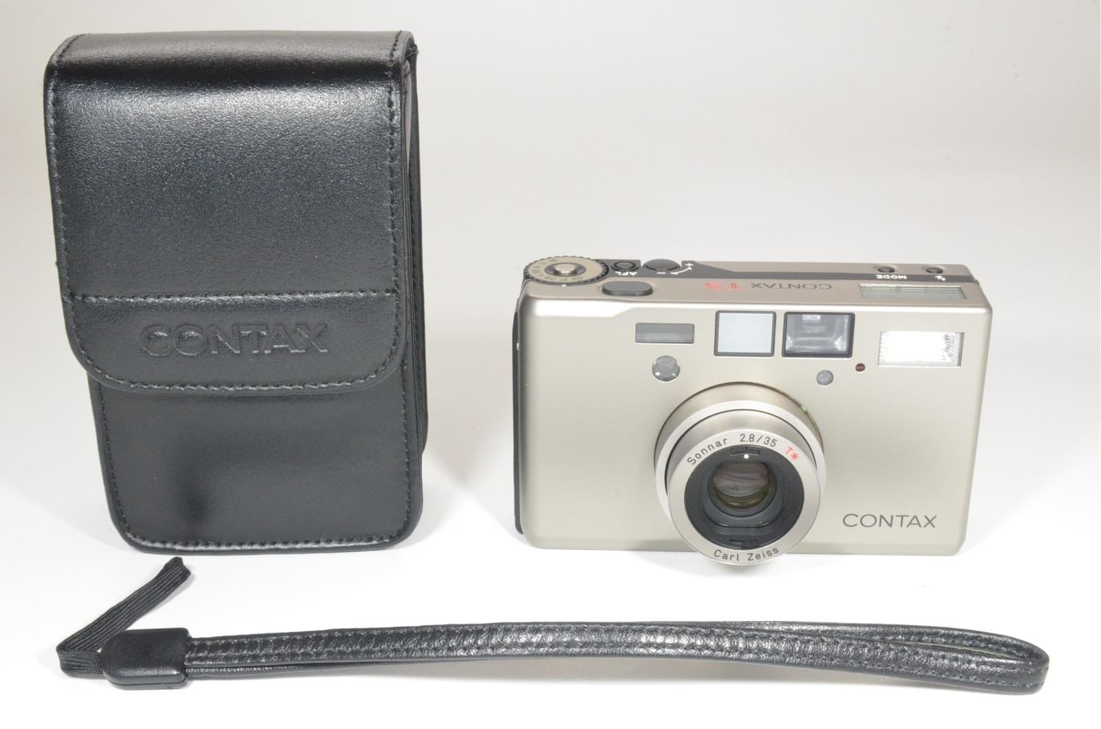 contax t3 titanium silver double teeth data back shooting tested