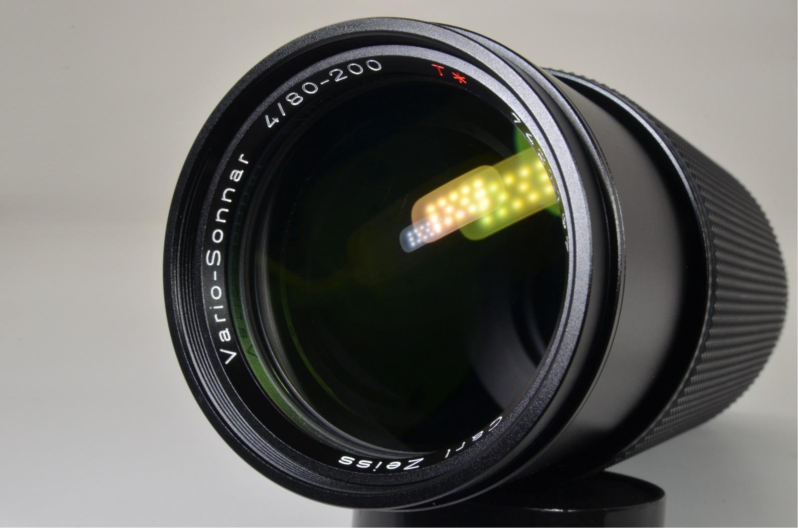 contax carl zeiss vario-sonnar t* 80-200mm f4 mmj japan lens hood shooting tested
