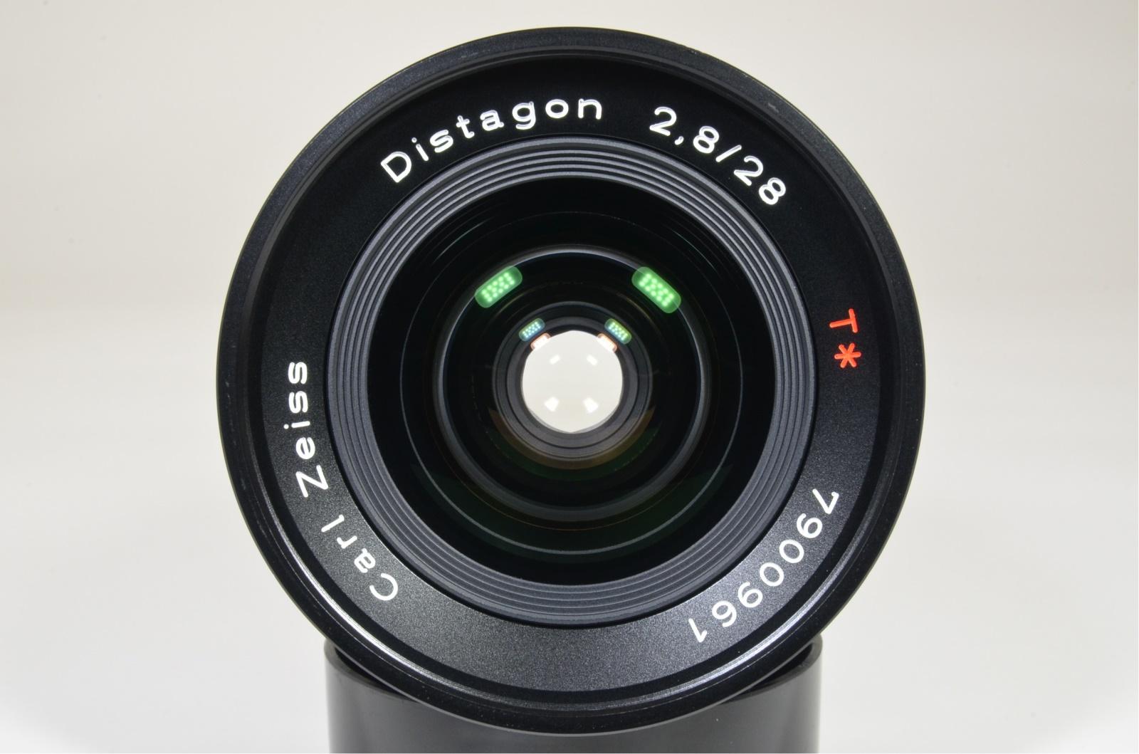 contax carl zeiss distagon t* 28mm f2.8 mmj japan near mint shooting tested