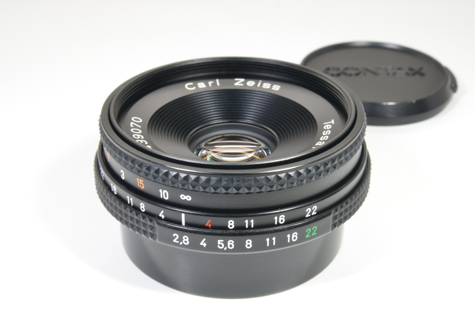 contax carl zeiss tessar t* 45mm f2.8 mmj japan shooting tested