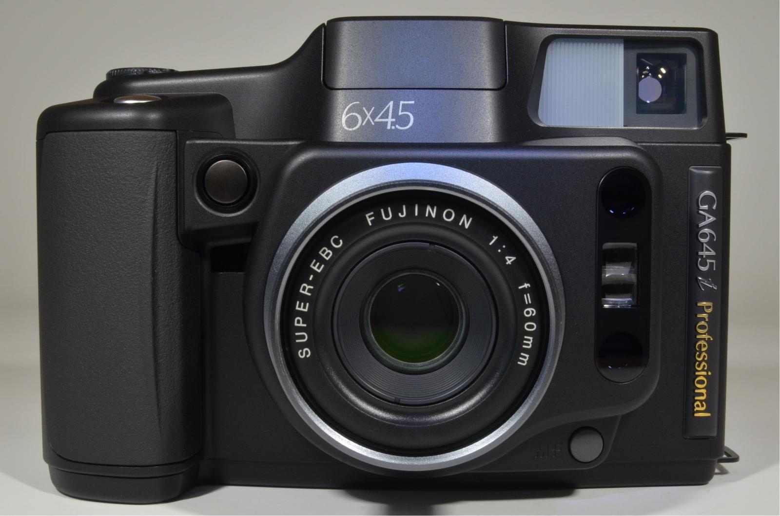 fujifilm ga645i professional 60mm f4