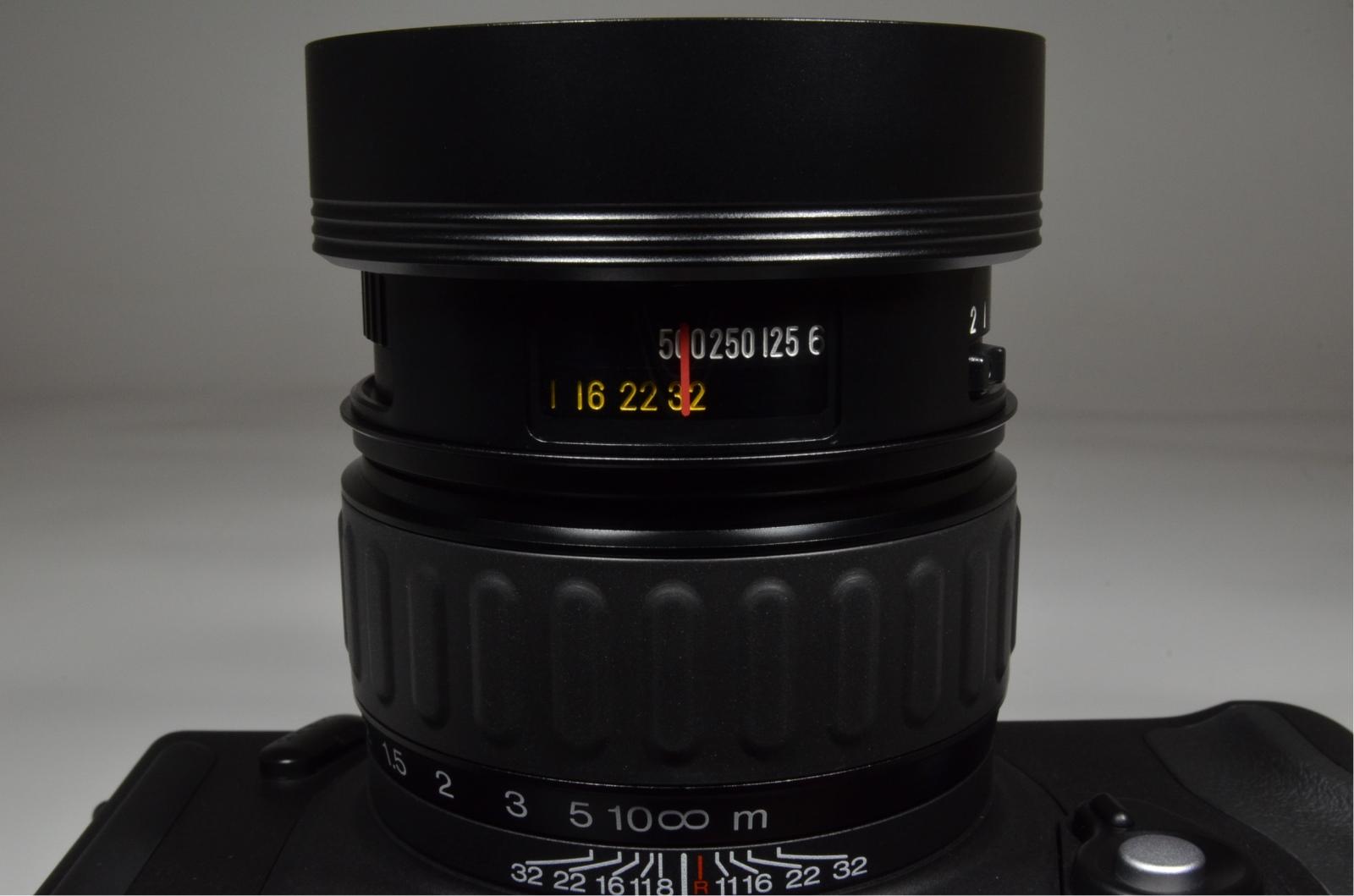 fuji fujifilm gw690iii professional ebc 90mm f3.5