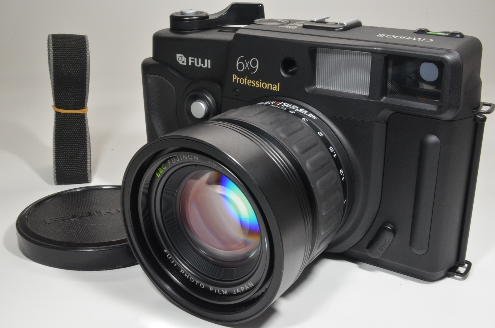 fuji fujifilm gw690iii 90mm f3.5 medium format count '170'