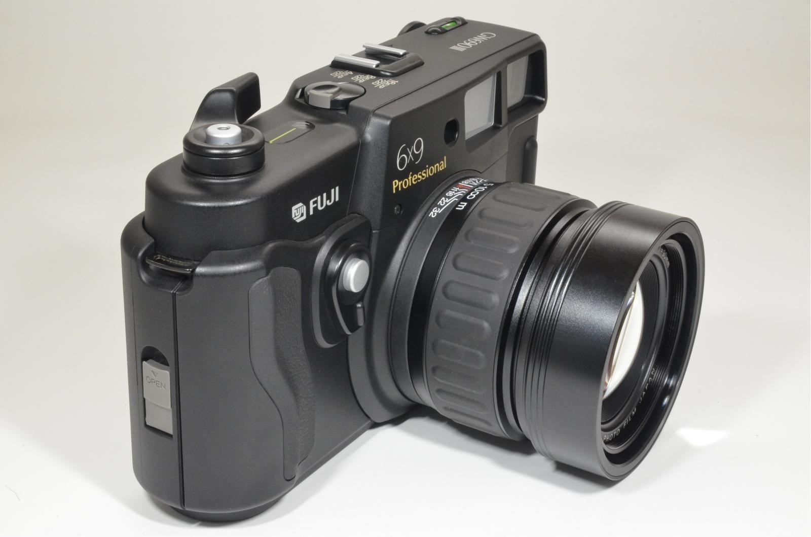 fuji fujifilm gw690iii 90mm f3.5 medium format count only 027 rare!