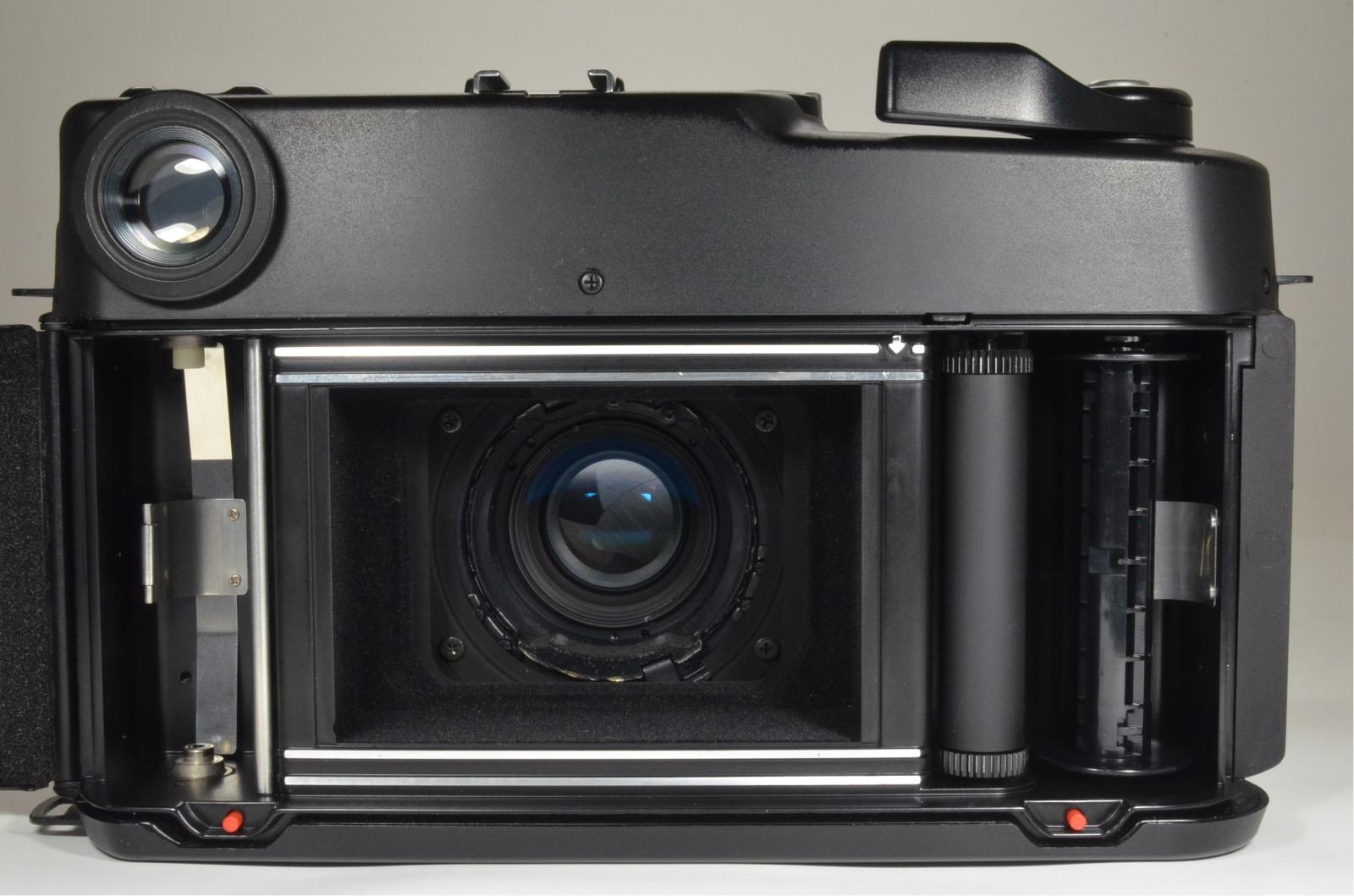 fuji fujifilm gw690iii 90mm f3.5 medium format count only '009' very rare!
