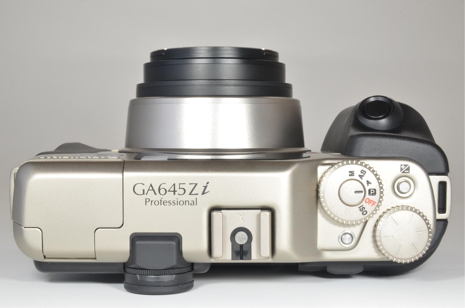 fujifilm ga645zi professional silver zoom 55-90mm f4.5-6.9 count 600