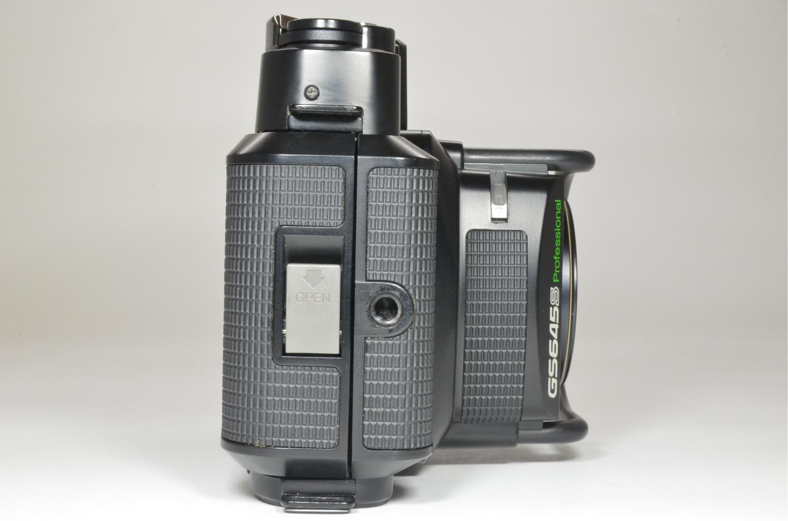 fuji fujifilm gs645s fujinon w 60mm f4 camera from japan shooting tested