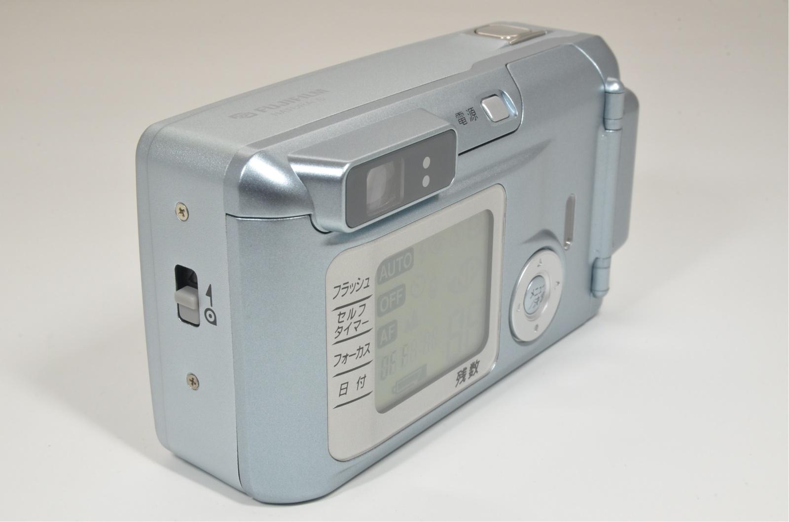 fujifilm natura s aqua film camera fujinon 24mm f1.9 near mint shooting tested