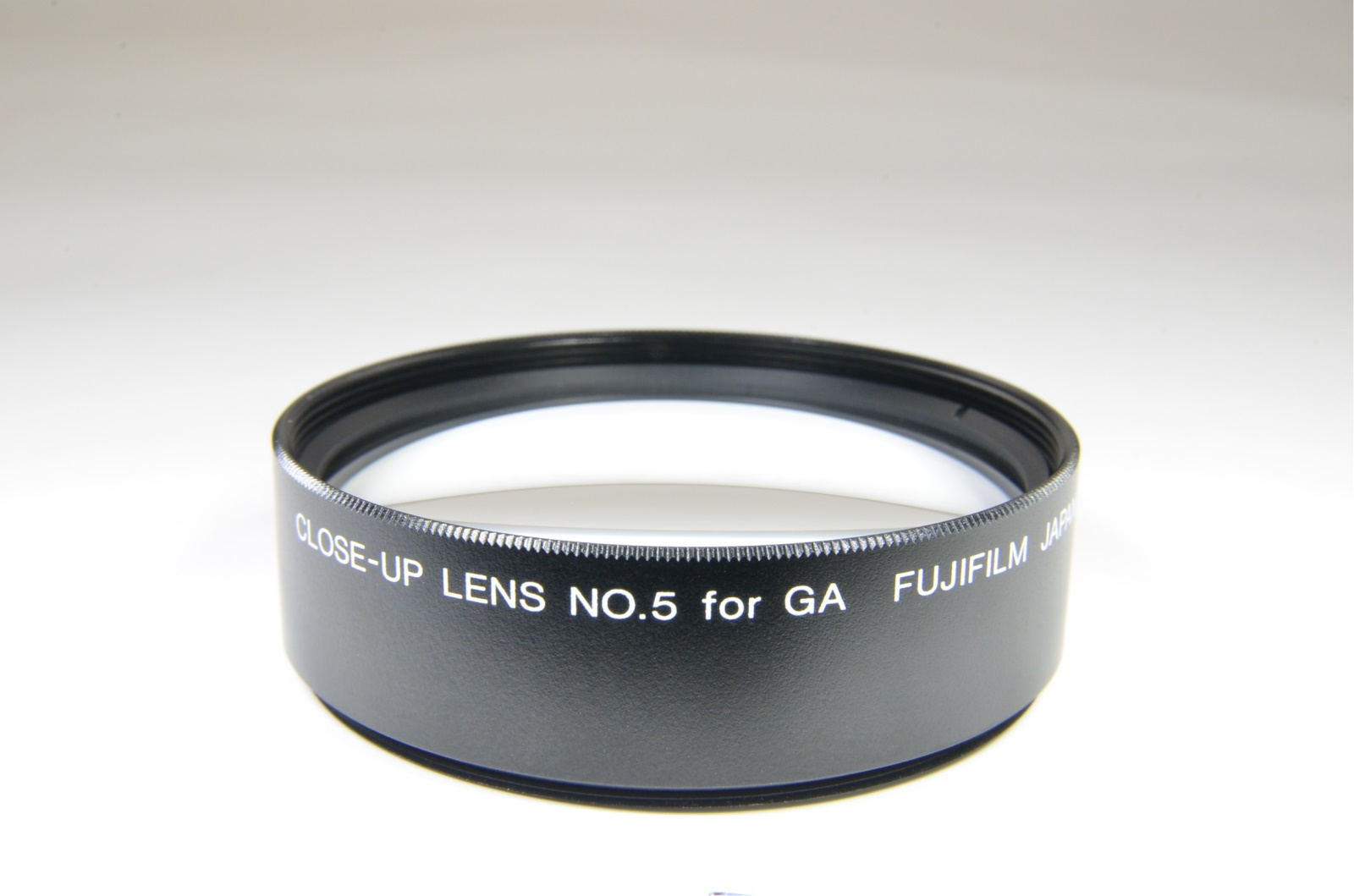 fuji fujifilm ga close-up lens kit no.5 for ga645 medium format camera near mint
