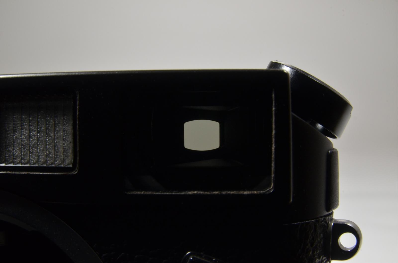 leica m6 0.72 black rangefinder serial no.2415292 year 1997 in boxed