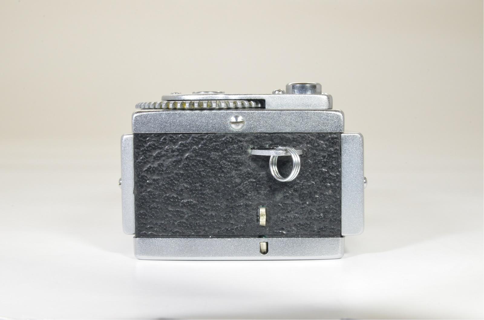 mamiya-16 super vintage 16mm film spy subminiature camera from japan
