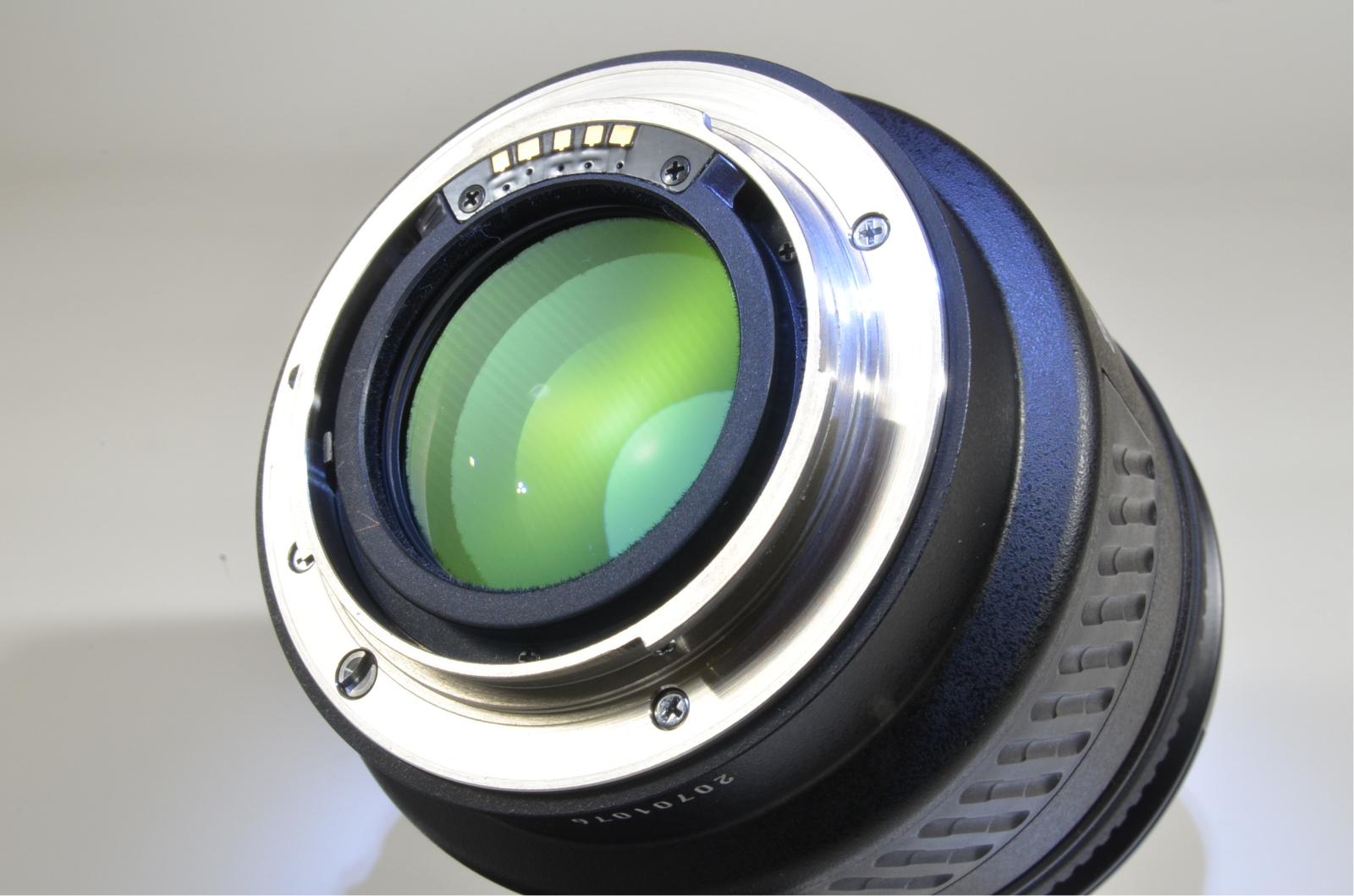minolta af 85mm f1.4 g lens for sony alpha