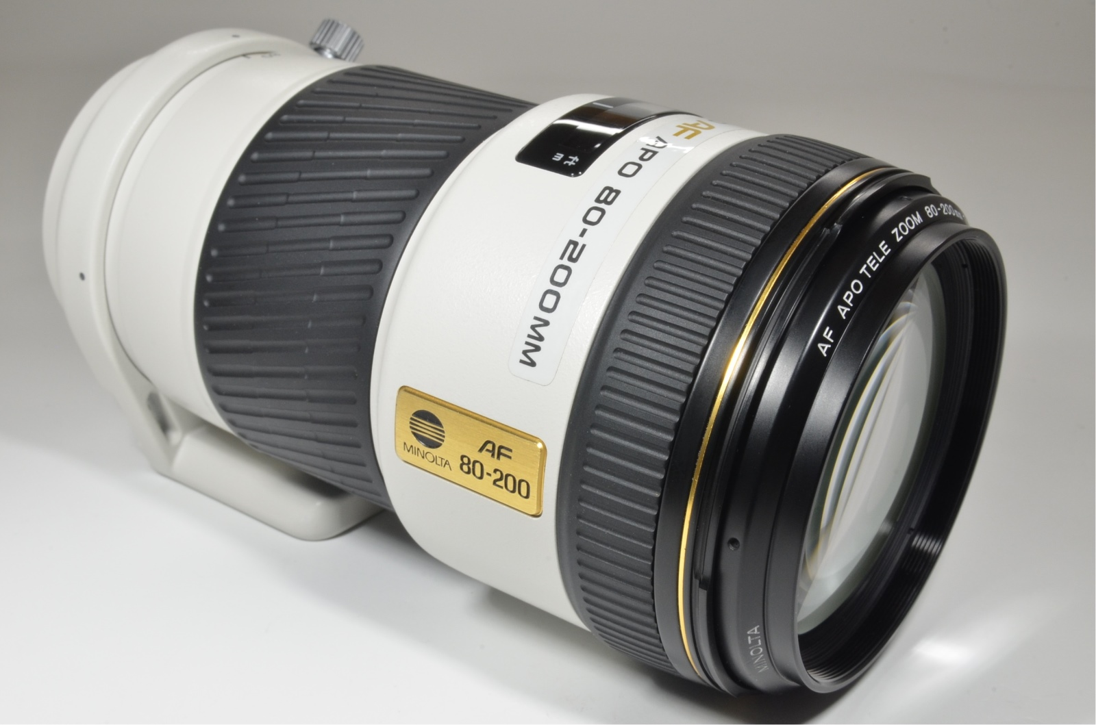 minolta high speed af apo 80-200mm f2.8 g lens sony japan