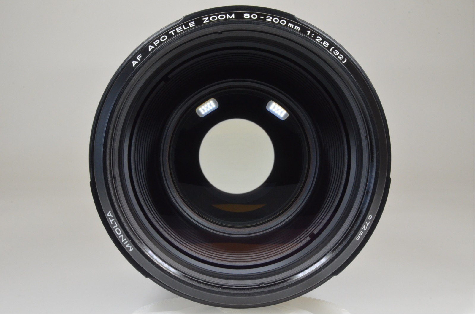 minolta high speed af apo 80-200mm f2.8 g lens sony japan with case