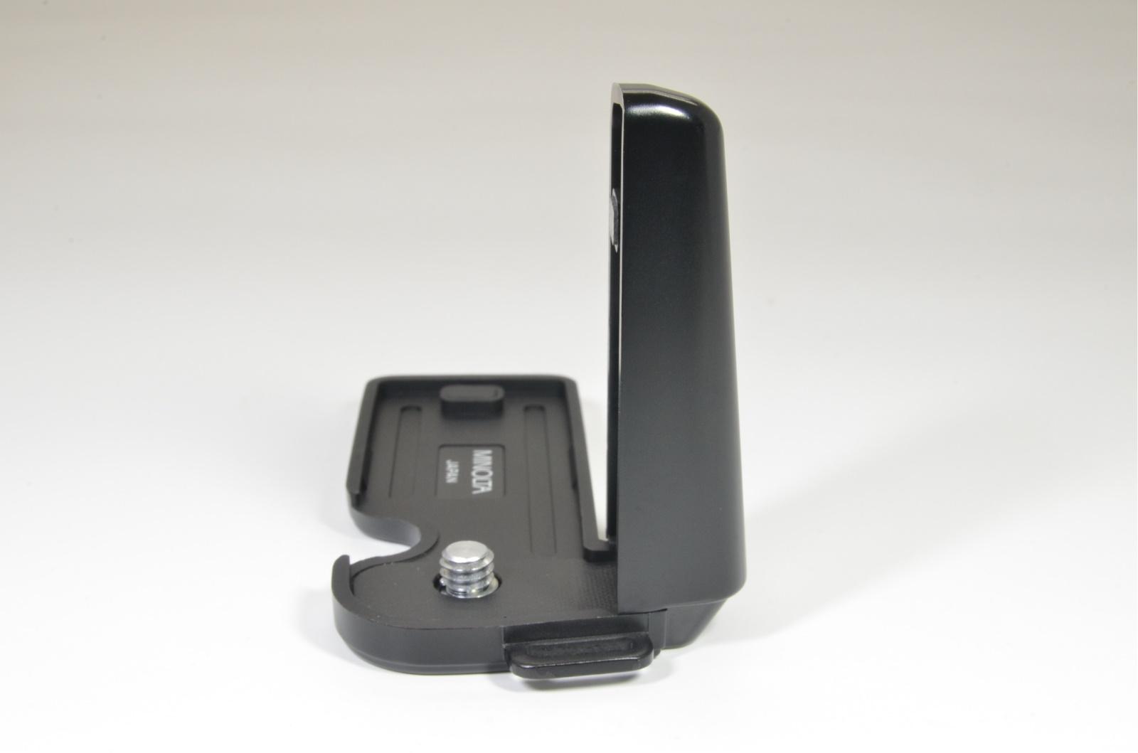 minolta hand holding grip for minolta cle randefinder camera from japan