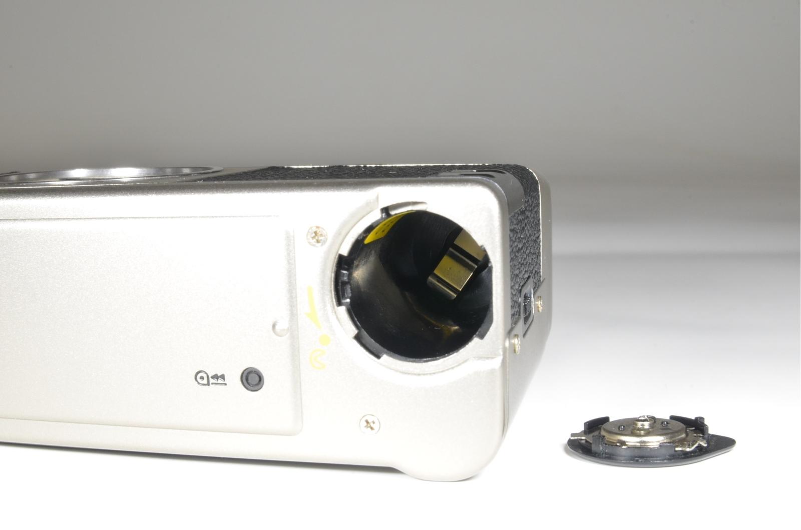 nikon 35ti 35mm point & shoot film camera