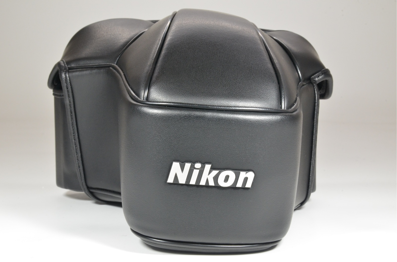 nikon fm3a 35mm film camera black boxed with cf-27s full case