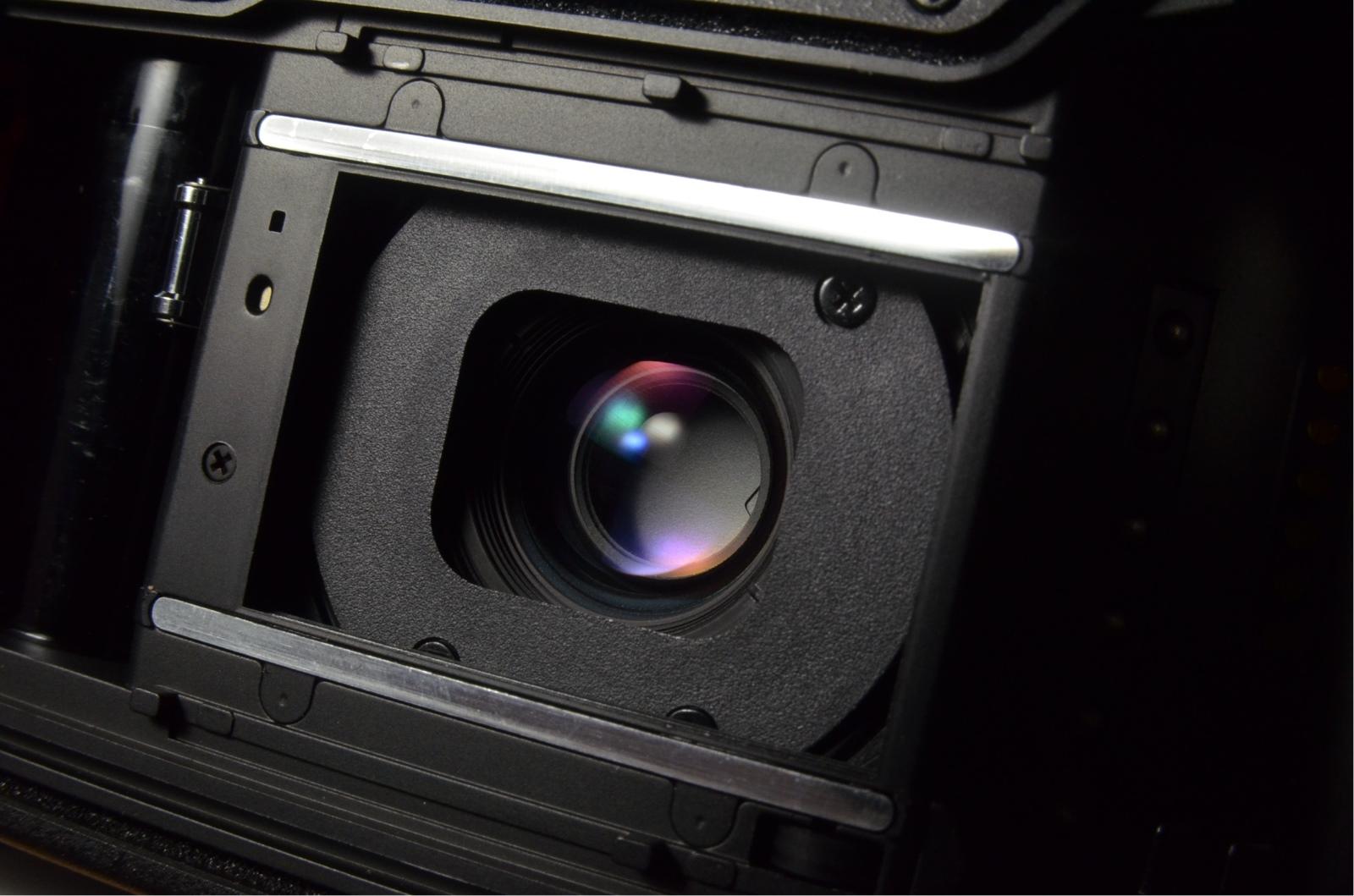 nikon 28ti in boxed point & shoot 35mm film camera 28mm f2.8