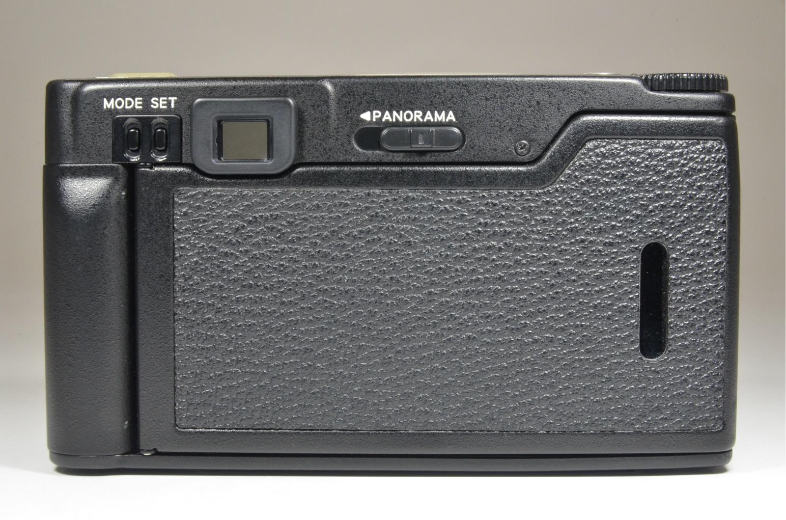 nikon 28ti point & shoot 35mm film camera lens 28mm f2.8 boxed