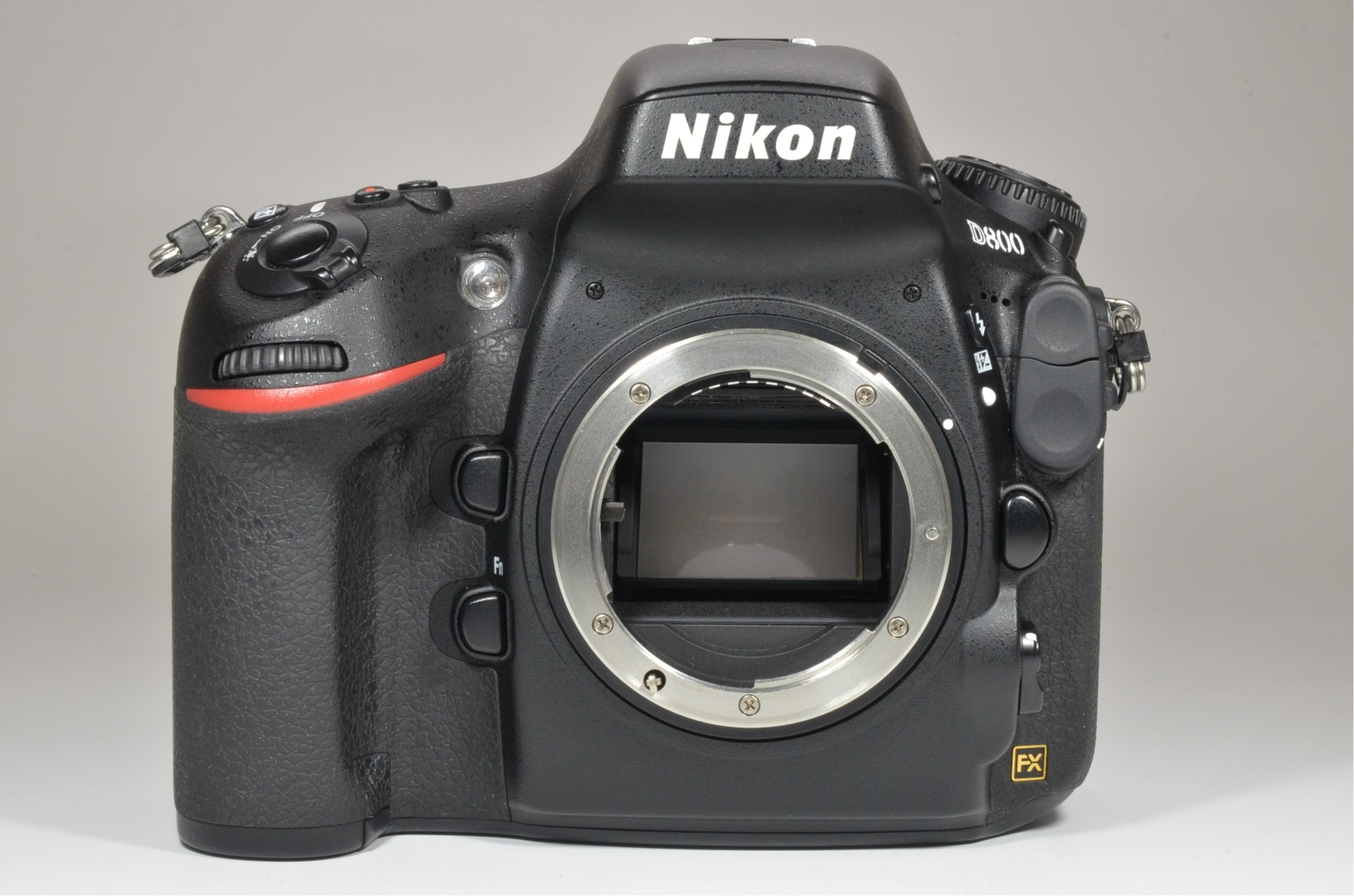 nikon d800 36.3mp digital slr camera body shutter count 9040 from japan