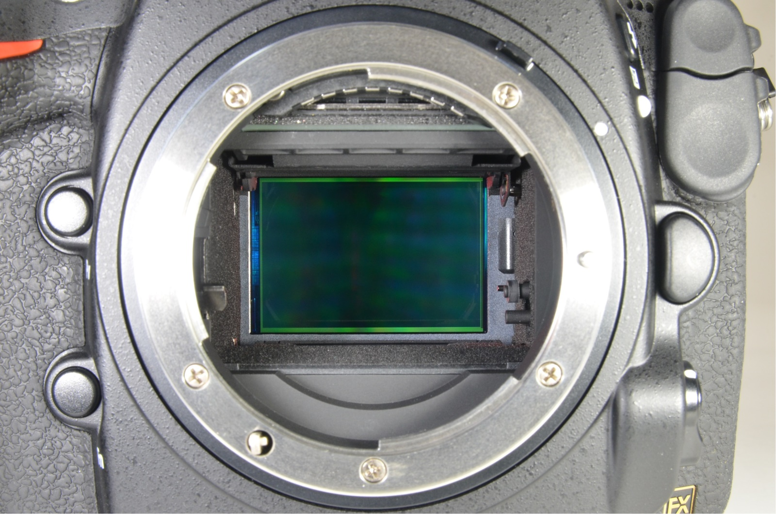 nikon d810 36.3mp digital slr camera body shutter count 482 from japan
