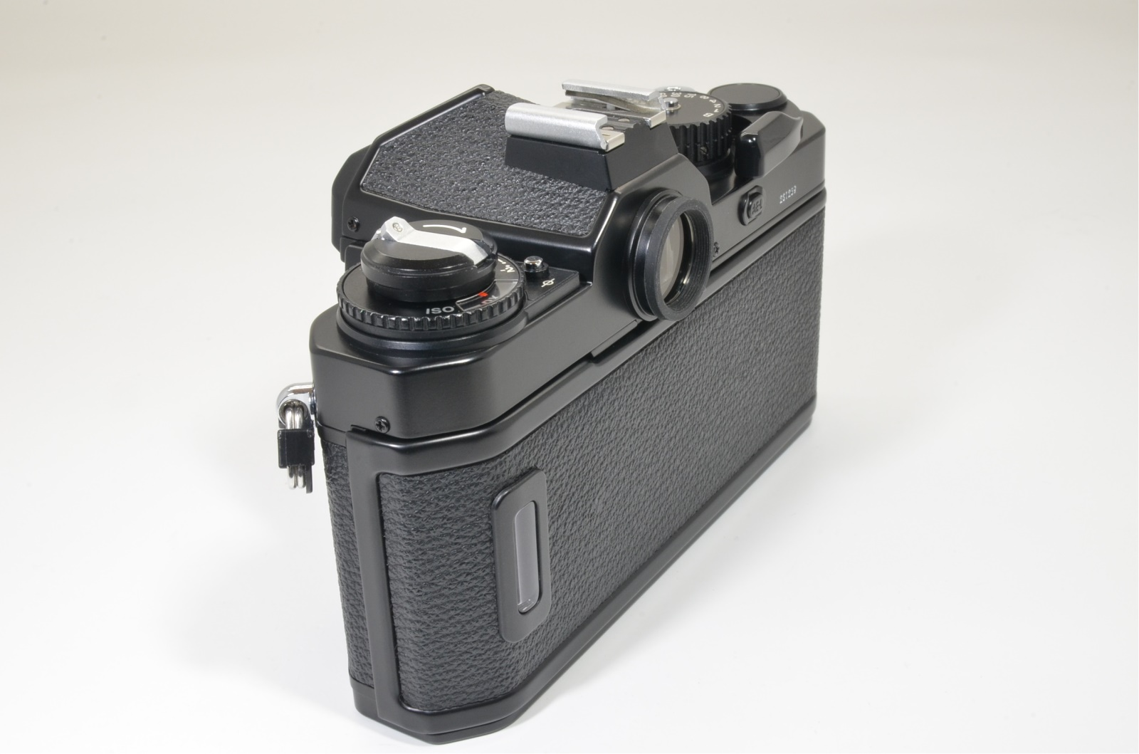 nikon fm3a 35mm film camera black with e3 focusing screen shooting tested