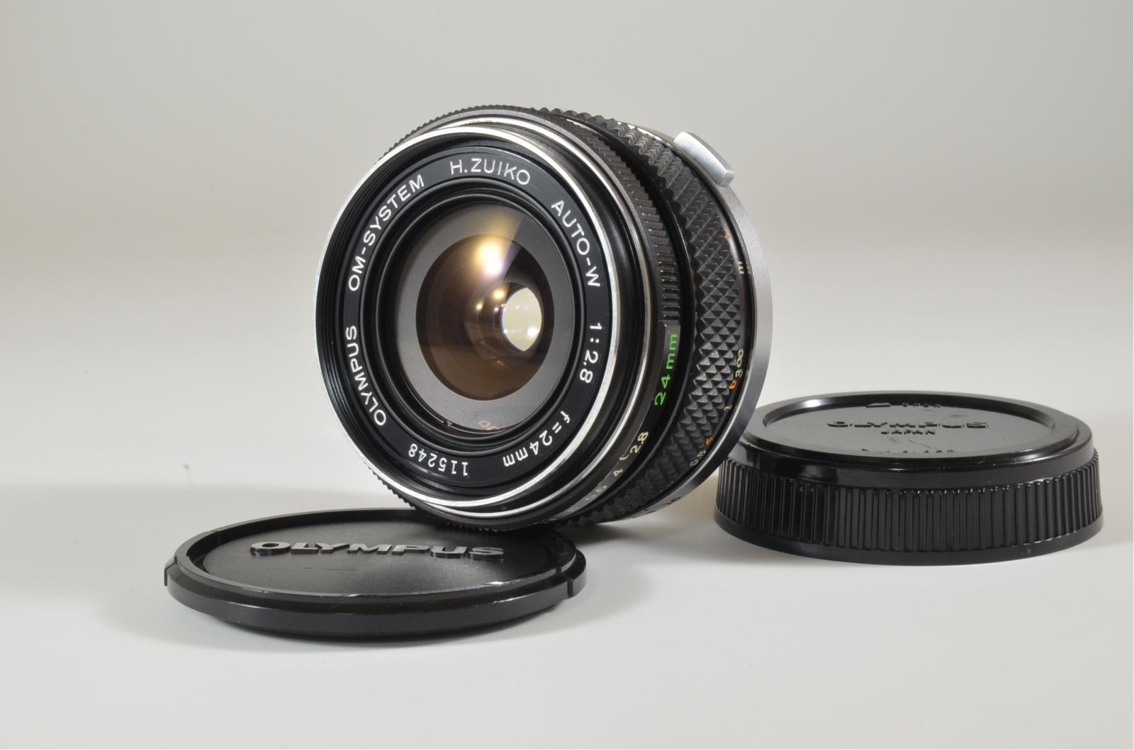 olympus h.zuiko auto-w 24mm f/2.8