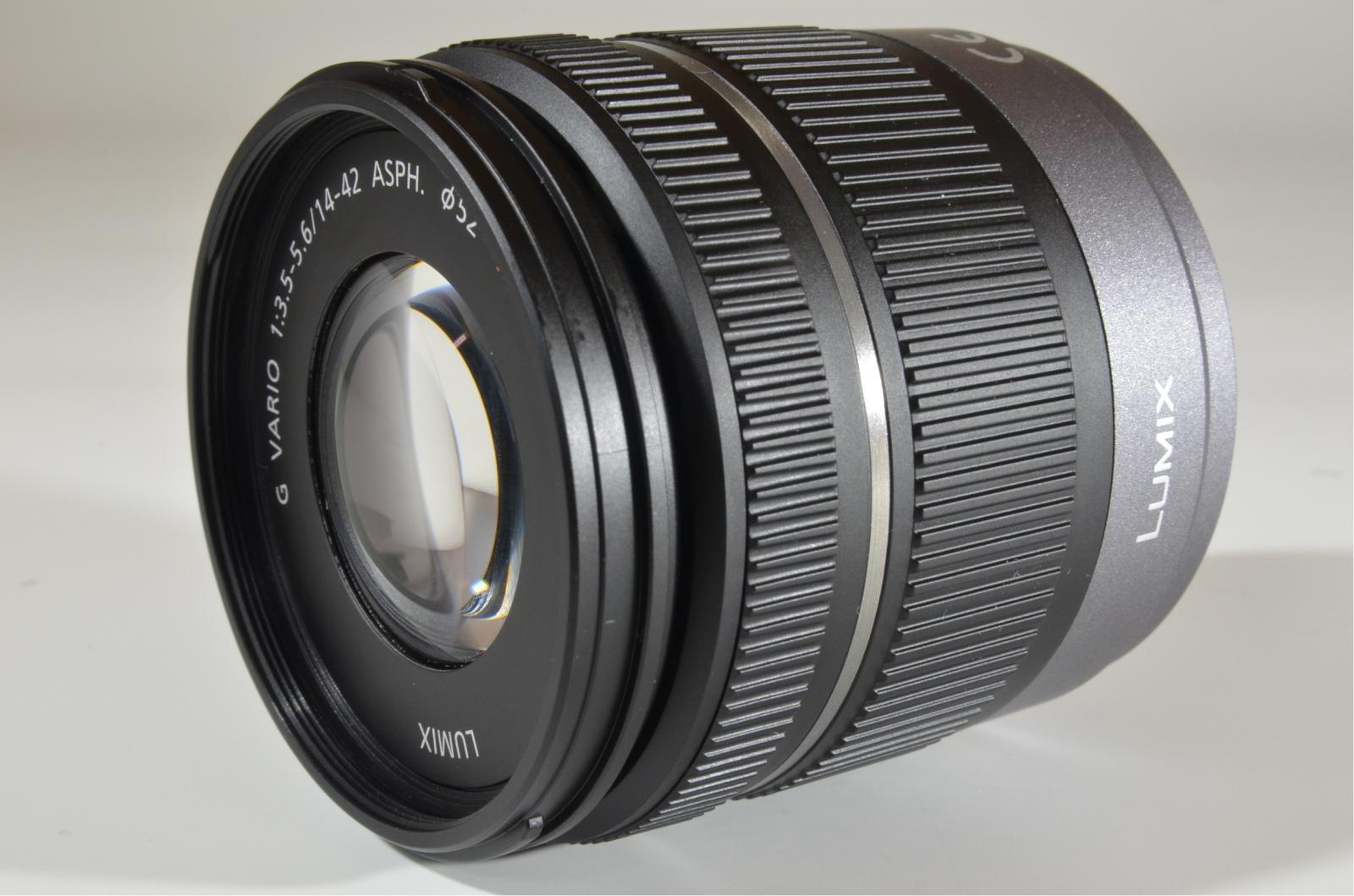 panasonic lumix g vario 14-42mm f3.5-5.6 asph mega ois