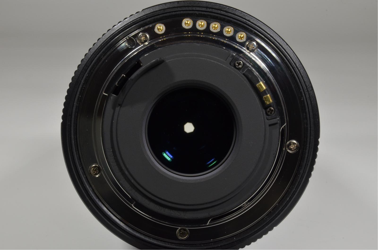 pentax smc da 17-70 mm f4 sdm if al