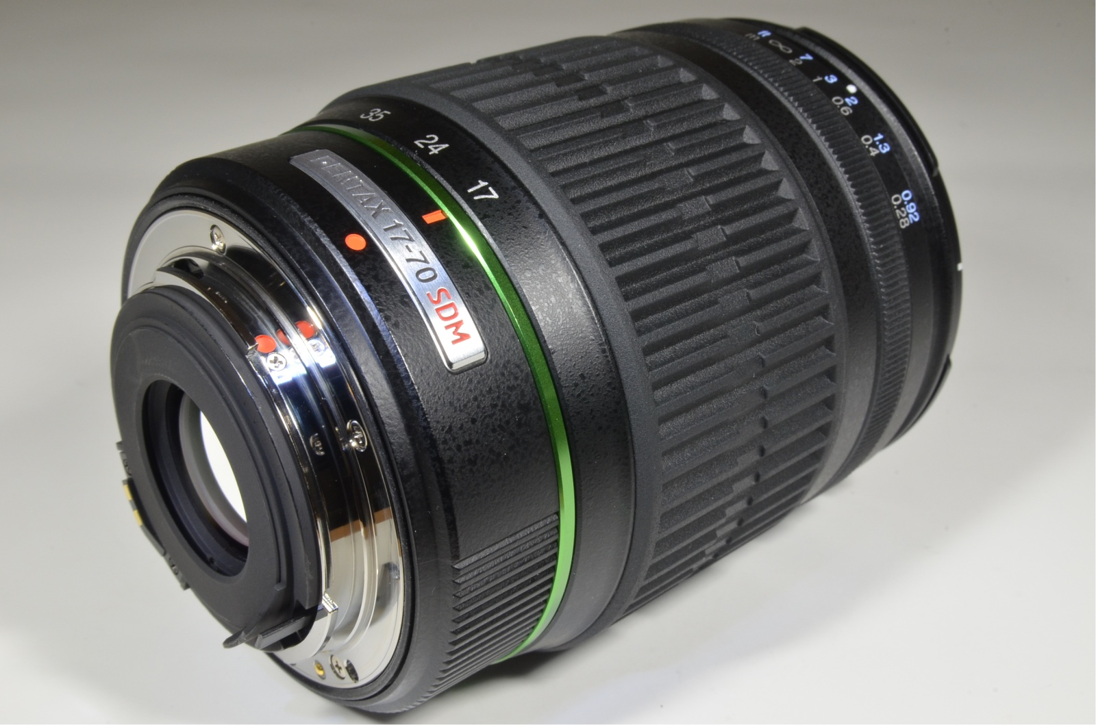 pentax smc da 17-70 mm f4 sdm if al