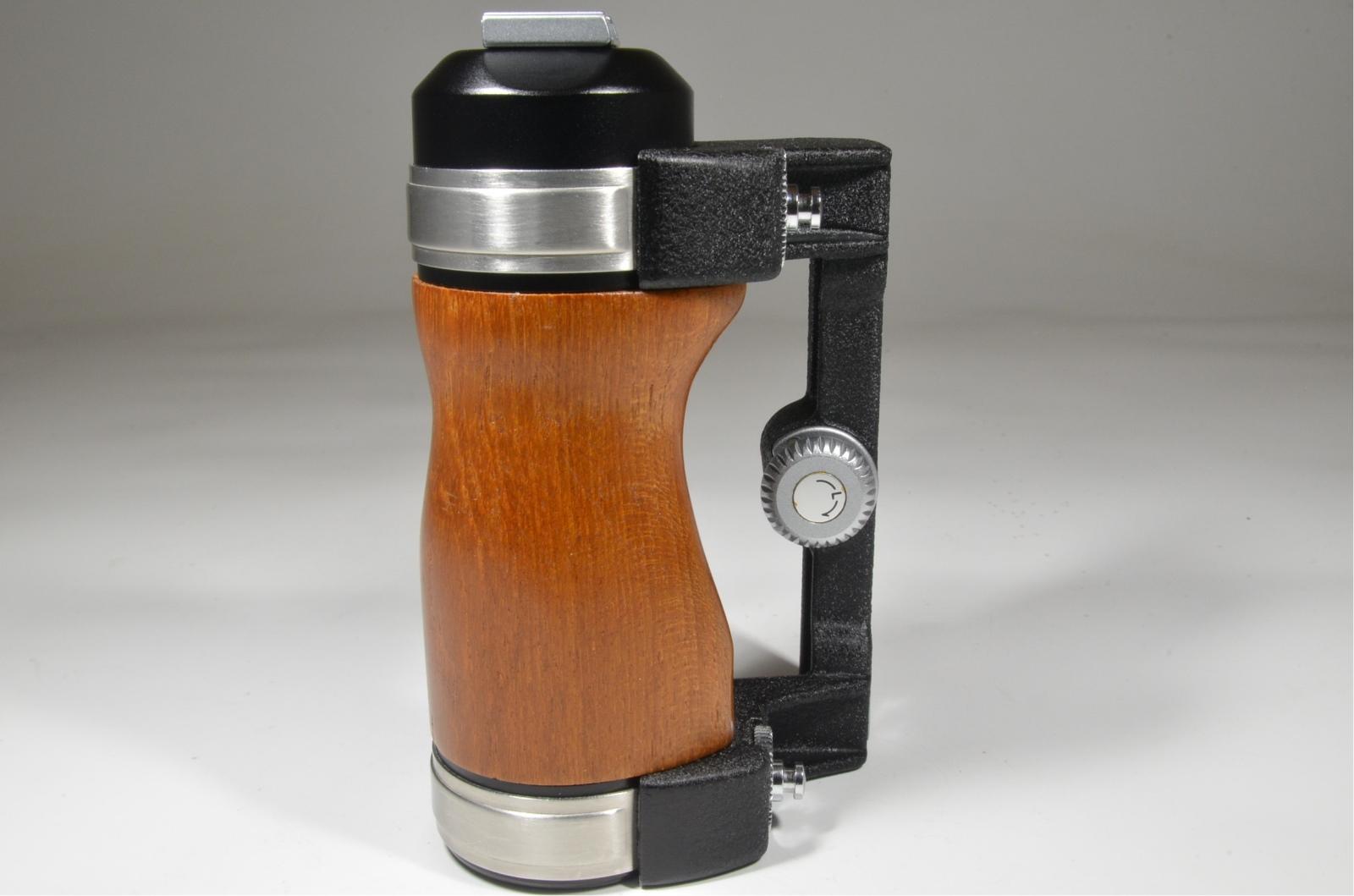 pentax 67 ttl with wood grip, smc 45mm f4, smc 90mm f2.8