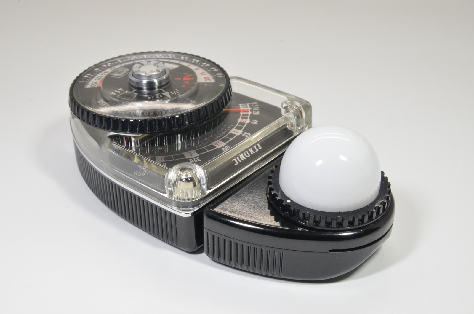 sekonic studio deluxe l-398 exposure light meter from japan