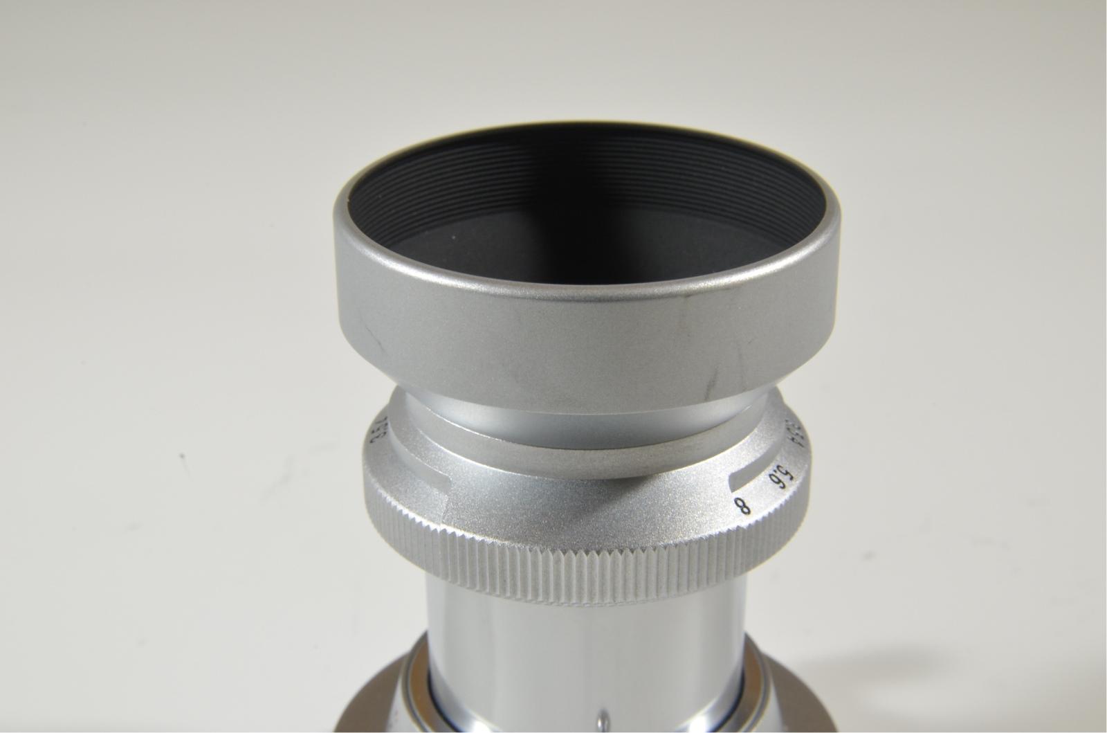voigtlander bessa-t heliar 50mm f/3.5 101 years limited